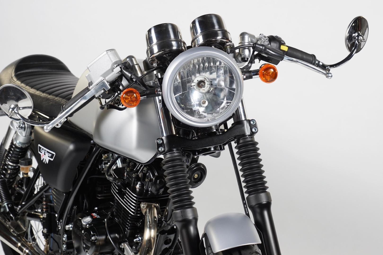 2018 Mash Cafe Racer 125cc Martin Roberts Motorcycles
